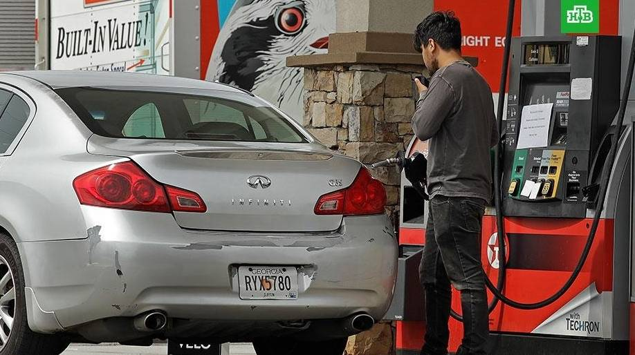 Petrol prices in the US hit a 7-year high